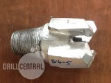 "5 1/2"" Blade bit- 4 way chevron with 3 1/2"" Api pin"
