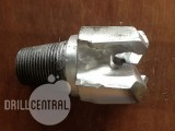 "6 1/2"" Blade bit- 4 way chevron with 3 1/2"" Api pin"