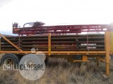 "4 1/2""Drill Pipe with 2 7/8"" IF Thread - 6m"