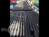 HRQ Drill Rods - Currently assembled in 9m lengths (3 x 3m)