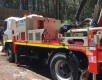 2010 Comacchio MCT 450P truck mounted Drill Rig