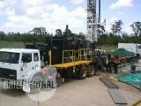 Maxdrill Hydraulic top drive Drill Rig - 2007