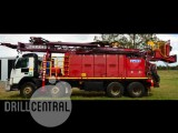 Schramm T450w with SAM and Support truck package