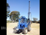 Gemco Drill HT15 4WD Ford Tractor Mounted