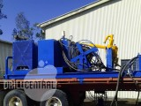 Bowen Swivel 2.5 and Hydraulic unit (mostly used for workover)