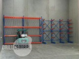 Pallet Racking and Pipe Racking