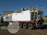 Mud pump - FMC M2836 and Mud mixing unit