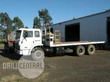 1993 International 6x4 Truck, 2350E - 193,625 kms