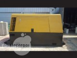 Sullair Skid mount Compressor 375HH, 2008 Model