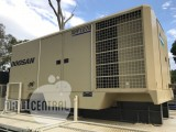 2012 Doosan XHP1070 350psi Compressor, 1005 hours