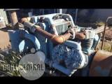 Le Roi Compressor 256S2B, 400CFM x 250 PSI