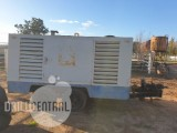 Sullair 175psi/750cfm Compressor with a 3306 CAT engine