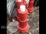 "9"" Terex Halco 16 spline Drill bits"