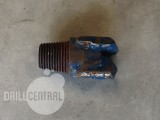 "4"" Blade Bit - 4 way chevron  2-3/8 Api reg pin"