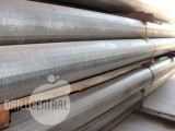 Well Screens - Stainless Steel -  6m x 153mm I.D. 167mm O.D.