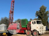 Drill Rig truck mounted