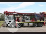 Boart Longyear 850 multipurpose top head drive drill rig