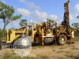 Rig mounted on a CAT LOG SKIDDER in good condition