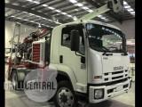 Comacchio MCT405 - 2012 on 4x4 isuzu FSS truck 2013