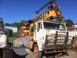 Gemco H22, 1984 drill rig