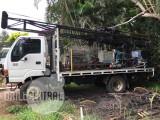 Jacro 350 on a 1999 isuzu 6.5 tonne truck