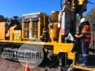 Aztec 4550, Tracked Drill Rig