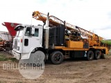 Mayhew 1000 Drill Rig on a 1980 Mack MIR700 8 X 4