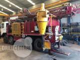 Schramm T66 drill rig