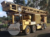 Ingersoll Rand T4 Rig and  Additional equipment package