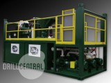 Mud Recycling System and Mixing System - KEM-TRON's TANGO 500S