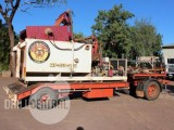 Mudpuppy unit for sale - sold as one - unit mounted on trailer