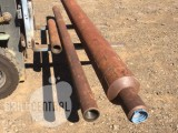 "8"" core barrel complete with short rods - 3m"