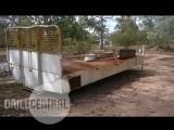 Flat Bed Water Tank