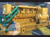 Caterpillar SR-4HV 1500 KVA diesel generator - Used