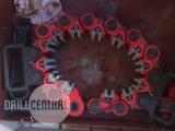 """T. Clamp/Dog Collar - 10 1/2"""" - 10 5/8"""" - UNUSED"""