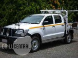 2013 Dual Cab Toyota Hilux