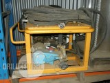 Hydraulic drive test pumps 4000 PSI