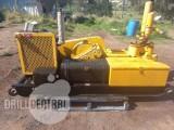 "4 1/2"" x 5"" Gardner Denver mud pump with Kubota engine"