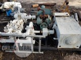 FWI (Wheatly) Pump unit – high pressure - skid mounted