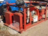 GD TA-5 (TAE) Pump w/ Detroit Engine and Hard Transmission