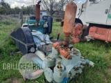 5x6 Gardner Denver mud pump - skid mounted and self powered