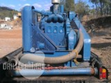 5 x 6 Gardner Denver mud pump - on skid
