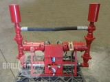 Pump, NEW, Hydraulically driven
