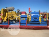 Skid Mounted EWS 440 Pump