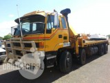 ISUZU HR CXH 1984, Yellow - 206,000 km