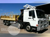 Watertruck, 1998 Volvo, FL12 8X4 7m tray, 7000 ltr water tank
