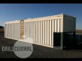 70,000 litre containerized Water Tank