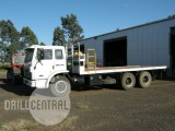 1993 International 6x4 Truck, 2350E - 193,625 kms